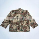 High quality & best price durable camouflage uniform digital military custom