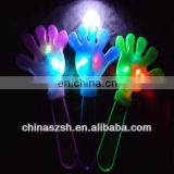 party glowing items LED plastic flashing clapper for cheer