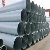 Square Steel Black 6m Q345 Galvanized Pipe 12 Feet