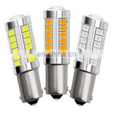 S25563033 Led Headlight 1156 1157 5730 5630 Brake Lights 33 SMD Turn Signal Bulb Light 660ml 8000K