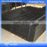 Suobo Used Fencing Horse, Garden Protecter Wire Mesh Fence, Barbed Wire Fence For Key Project