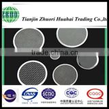 High quality filter disc type and metal mesh network