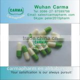 Pharmaceutical HPMC empty vegetarian capsules Size 0                                                                         Quality Choice