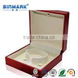 Luxury Wedding Jewelry Box with LED Light For Bracelet /Pendant /Necklace                                                                         Quality Choice