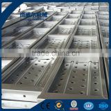 China Supplier perforated metal deck/china aluminium scaffolding/metal decking sheet
