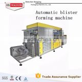 Automatic Plastic Blister Thermoforming Machine for Blister Samples Forming, China Manufacturer, CE Approved, Trade Assurance