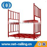 Heavy duty warehouse metal storage tires racking