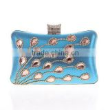 2015 stock crystal stone evening bag box clutch supplies                                                                         Quality Choice