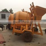 JZC Gear rotation dry concrete mixer concrete hand tools