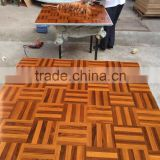 Hot sale Portable wooden banquet dance floor D-01