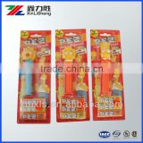 2014 Xiamen New High Quality Heat Sealed Blister Cards With Hand Hole Printing and Deisgn