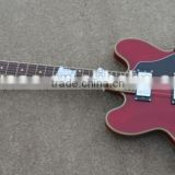 NEW BRAND JAY TURSER Electric Guitar Jazz Guitar Semi-hollow Guitar in Cherry Color