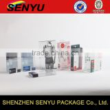 SENYU made PVC, PS, PET, PP transparent plastic packaging boxes                                                                                                         Supplier's Choice