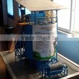 C50 high efficiency chicken manure compost machine bin