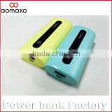 Hot sale fast charging power bank 20000mah new design polymer external battery for cell phone power bank