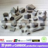 Rock drill bit RCT cemented carbide tips