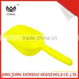 OEM plastic bar ice scoop, make your own plastic scoop, plastic food scoop