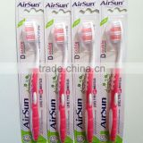 nylon adult tooth brush factory
