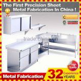 kindle 2014 new professional customized galvanized folding metal folding chair parts