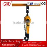 0.75T 1.5T 3T 6T 9T hand operated lever chain hoist winch portable and powered lift block