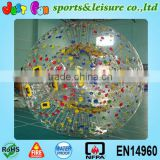 attractive color dot water zorb ball for adults 2015                                                                         Quality Choice