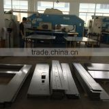 stainless steel fabricator professional for laser cutting, punching,bending,welding,polishing,power coating and assembly