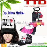 Baseball cap logo printing machine ,cheap Heat Press Machine hats logo Printing Machine,