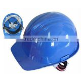 2016 hot selling safety helmet HDPE construction & industry safety helmet for workers
