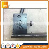 INQUIRY ABOUT 2016 Four Cavity DIN Rail Cutter/Puncher,mounting rail cutting