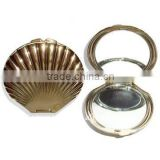 Conch shape make up mirror for promotion