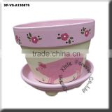 ceramic flower pot manufacture