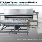 Vacuum EVA Glass Lamination Machine Glass Machinery