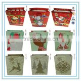 Alibaba china paper bag manufacturer wholesale custom christmas paper decorative bags & christmas paper bags
