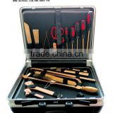 Non-sparking high quality aluminum bronze alloy China manufacturer OEM service Die forging 65pcs tool set