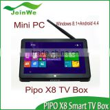 Joinwe Pipo X8 Smart Set Top Box For Windows Sells Well Around The World