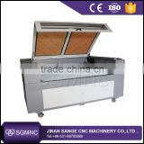 2016 new design machine direct sell 1300x900mm wood laser cutter 1390 for stone engraving