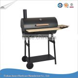 Outdoor Charcoal Barbecue Grill Barrel BBQ Grill