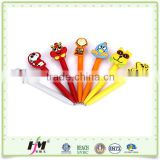 New design fashion style high quality funny expression creative pen