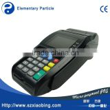 Popular guangdong ep handheld IC chip card pos terminal/portable mobile gsm gprs pos system T260