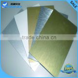 mirror anodized aluminum sheet 4x8 acp sheet rate Aluminum Composite Panel cork walls panels