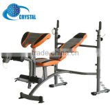 Gym Quality Weight Equipment adjustable Weight Lifting Bench by Factory SJ-209
