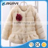 children fur jacket coat fur jacket outwearing