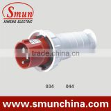 63A 4p 380V IP67 industrial plug and socket