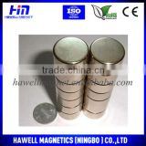 Custom Shape and Permanent Type disc magnets