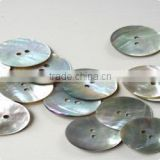 custom made mother of pearl shell buttons for jewelry designers, art and crafts, apparel manufacturers, kids crafts, scrapbookin