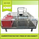 Farm equipment strong and durable farrowing crate for sale pig farrowing crates hot dip galvanized new type Steel