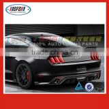 mustang 2015 rear spoiler wing carbon fiber FOR Ford car body kits