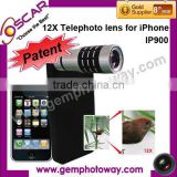 IP900 Mobile phone lens 12X telephoto lens for Other Mobile Phone Accessories Car Reversing Aid