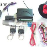 Universal RFID Car Alarm Security System with Shock Sensor for All Car Models