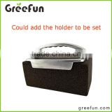 Hot Item Household Foam Glass Pumice Stone BBQ Grill Brick With Holder , Wholesale High Quality Barbeque Cleaning Grill Cleaner